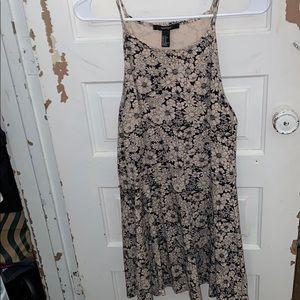 Forever 21 Skater Skirt Dress